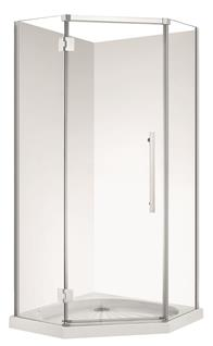 YD DIAMOND SHOWER ENCLOSURE EASY CLEAN